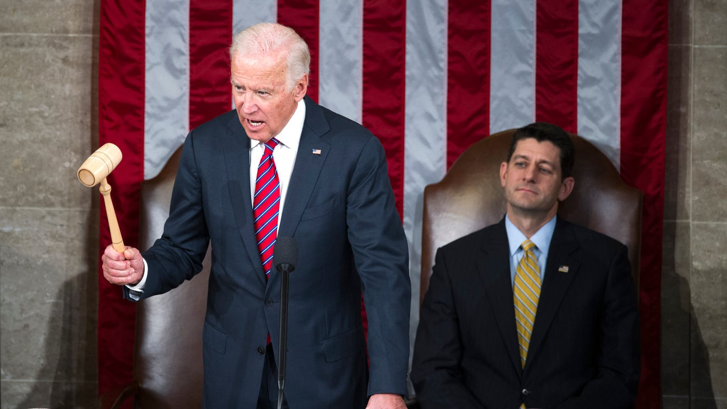 Paul Ryan excoriates planned GOP effort to challenge Biden's Electoral College win as 'anti-democratic and anti-conservative'