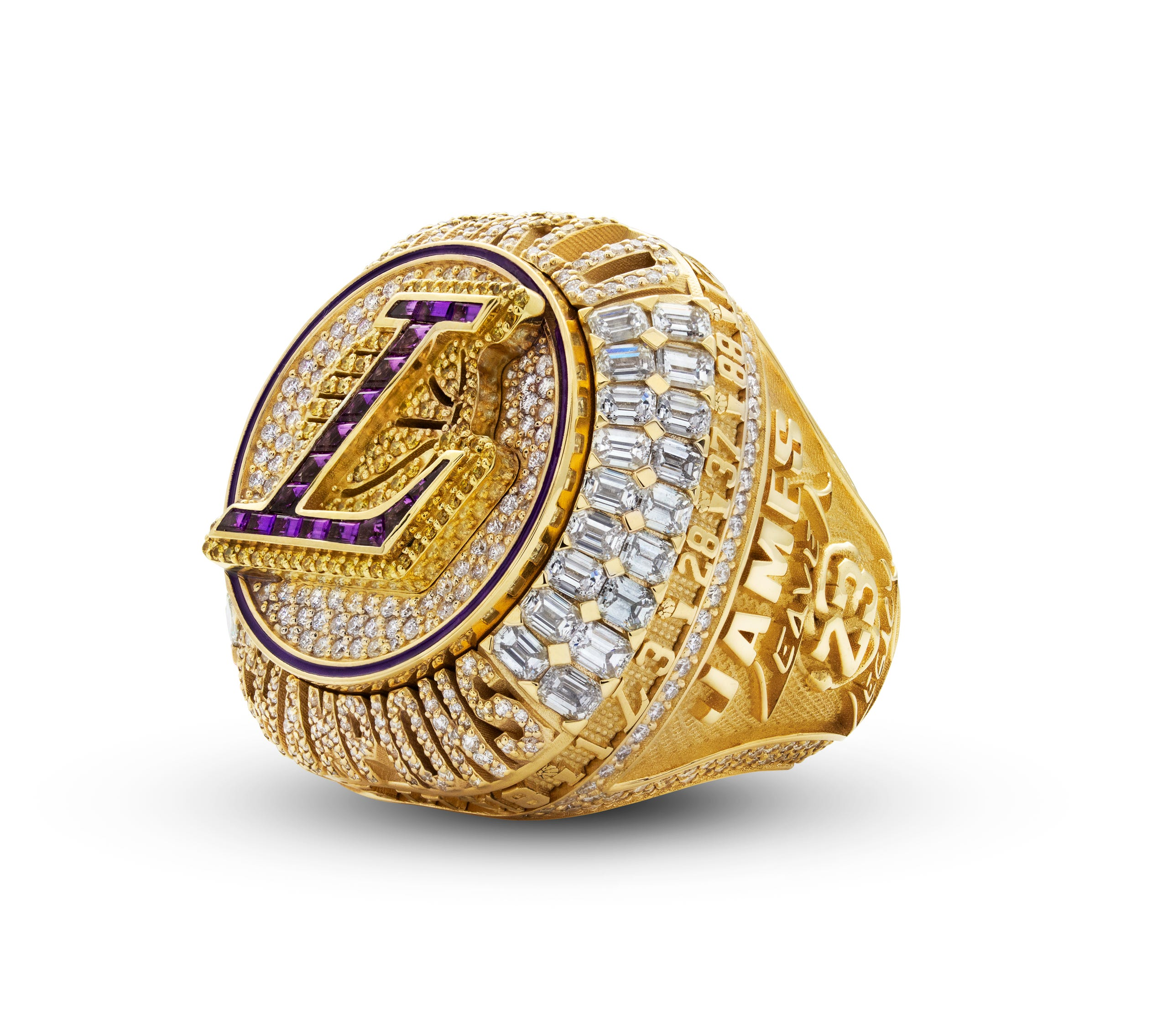 Lakers Championship Rings Los Angeles Rings Are Most Expensive Ever