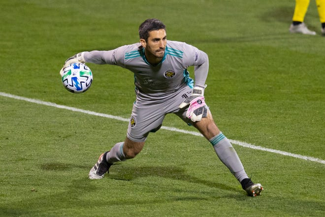 Former Columbus Crew SC goalkeeper Andrew Tarbell was signed this week by Austin FC as a free agent. He had six regular-season starts for Columbus in 2020 and made eight saves in a pair of shutout victories in the playoffs.