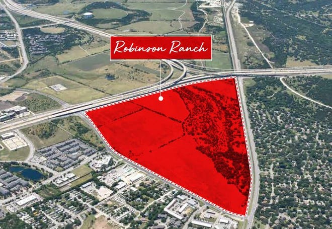 The Robinson family is seeking someone to buy, lease or partner with it in developing 193 of its prime ranch land in far Northwest Austin, a growing tech hub.