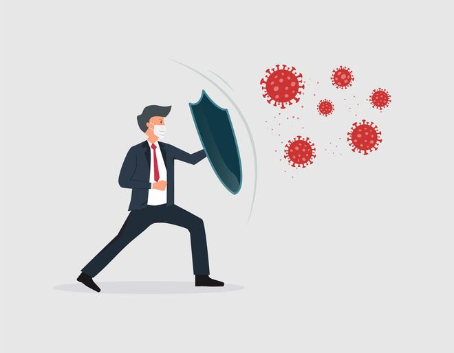Austin-based ReturnSafe makes a software platform for infectious disease management that's designed to help businesses reopen. [Courtesy of ReturnSafe]