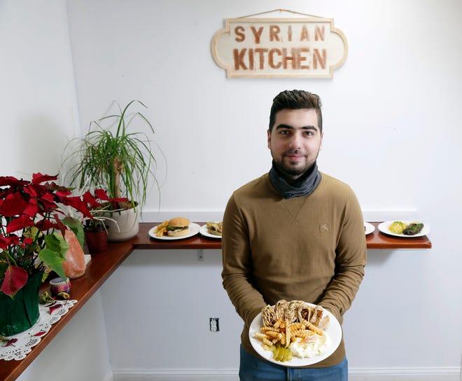 Muhammad Khalifa has opened Syrian Kitchen on Billingsley Road on the Northwest Side.