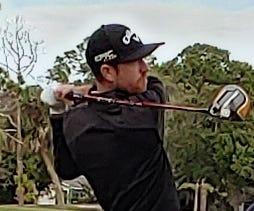 New Smyrna Beach golfer Kevin Aylwin