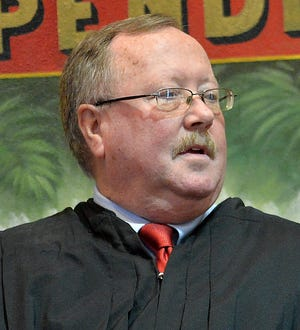 Erie County Judge Joseph M. Walsh III has been elected the county's new president judge and will start in that role on Jan. 5. The president judge is the chief administrative judge for a county and sets policy. Walsh will succeed Judge John J. Trucilla as president judge in Erie County. The president judge's term is for five years in Erie County.