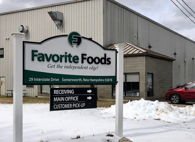 Favorite Foods in Somersworth, a restaurant supplier, is now offering Favorite Farms, delivering meats and groceries.