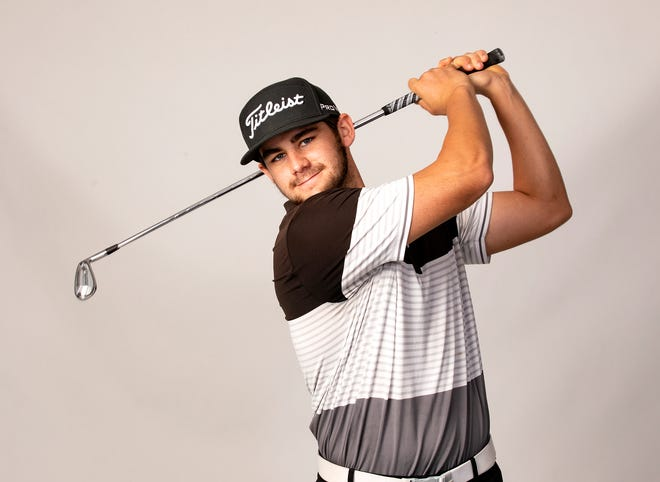 Lake Wales' Clay Jacobs was named the All-County Boys Golf Player of the Year.