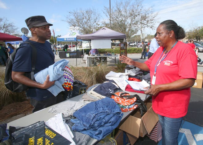 Veterans Helping Veterans is one of many nonprofit groups that need volunteers.