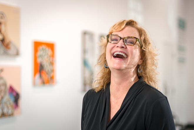 Marjorie Waldo, CEO and president of Arts Garage, will speak during Cultural Dynamos, the February Zoom event for Cocktails and Culture. (Handout)