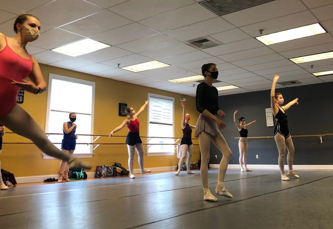 Safe Haven Ballet, which now rents space at the Dance Fusion Academy in Dover, is looking for a space of its own to expand its programming for the trauma sensitive.