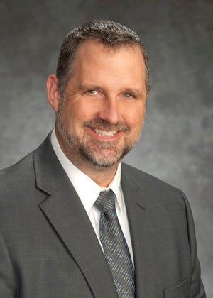 Rob Gress, superintendent of Alliance City School District.