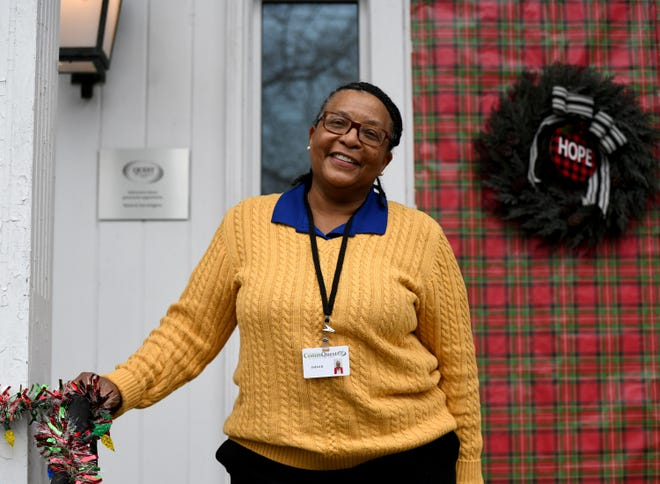 Unsung Hero Sheila Brown, director of CommQuest Deliverance House for Women Tuesday, December 22, 2020.