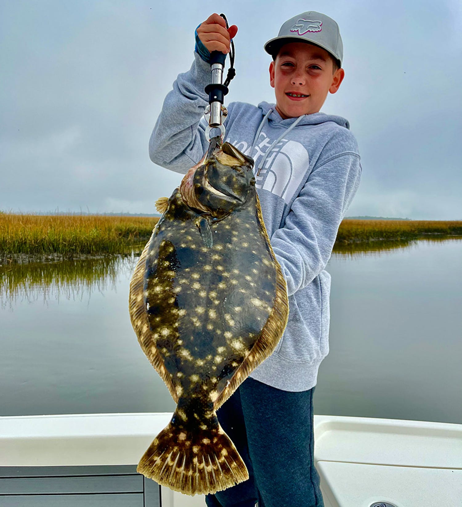 New FWC rules for overfished flounder reduce bag limit, increase size limit in Florida