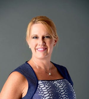 Holly Childs is the new CEO and president of Wilmington Downtown Inc.