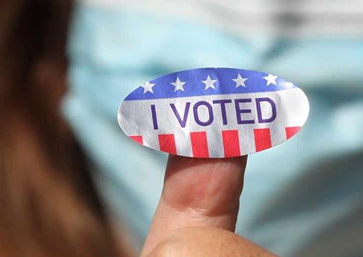 A ruling last week by NC Superior Court judges struck down the state's photo voter ID law that was put in place in 2018.  [Gray Whitley / Sun Journal Staff]
