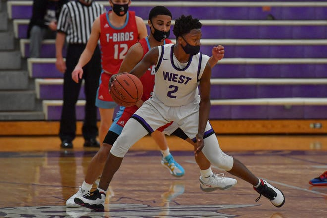 Marque Wilkerson has helped Topeka West to a 4-0 start this season. The Chargers are ranked No. 4 in Class 5A by the KBCA.