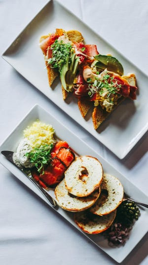 The White Linen will offer a Valentine's Day dinner special and will serve brunch Feb. 13 and 14.