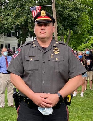 Acting Sturbridge Police Chief Earl Dessert has been appointed by selectmen to fill the position.