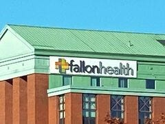 WORCESTER - Fallon Health of Worcester. [T&G Staff/Mark Conti]