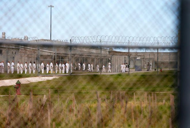Texas officials have so far remained largely silent on when people behind bars may receive the doses.