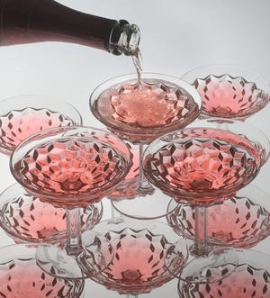 Time to pick out sparkling wines for the holiday season.