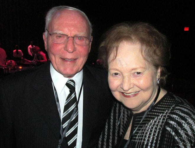 Jack and Marilyn Belz were at the GPAC Gala on May 16, 2015