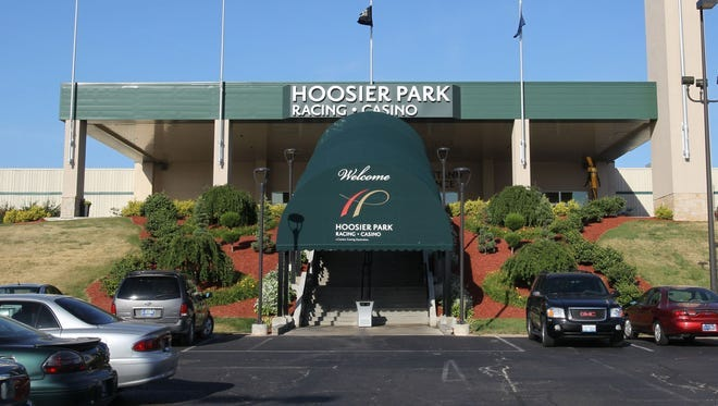 Hoosier Park Racing & Casino in Anderson, Indiana.