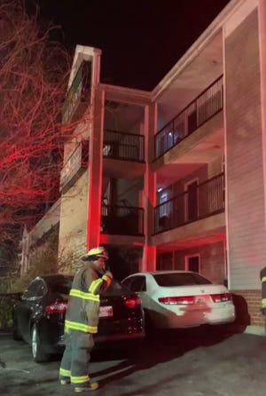 A motel fire was reported at11:45 p.m. on Dec. 22, 2020, atthe Stay Lodge in the 1200 block of Antioch Pike off Harding Place.