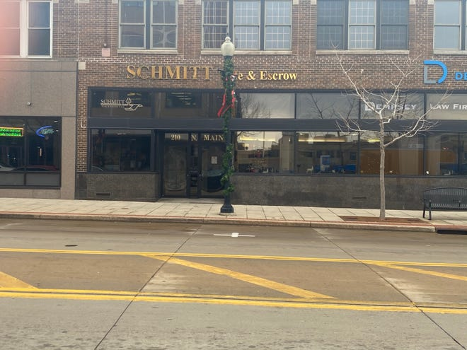 Local investor A.J. Armstrong is launching the Venture Project, a coworking space, in the former Schmitt Title & Escrow building, 210 N. Main St., Oshkosh.