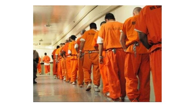 The Riverside County Sheriff's Department's release of inmates due to lack of housing has doubled in recent months as the department struggles with jail overcrowding related to the COVID-19 pandemic.  The Desert Sun has identified seven inmates released who are facing third strike convictions.