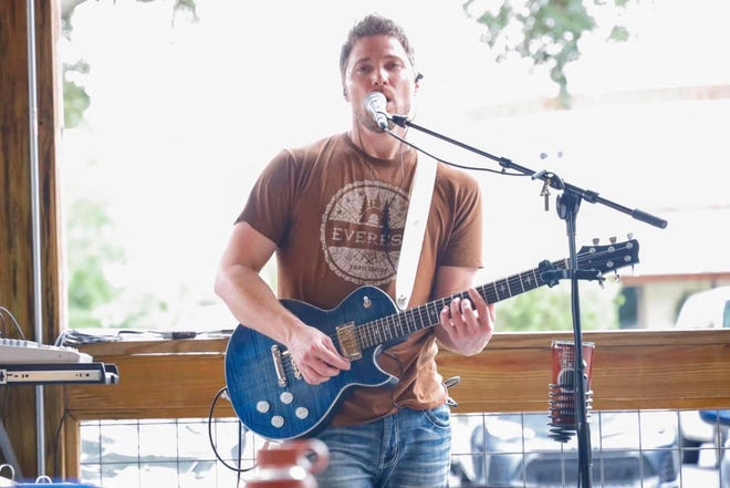 Cory Johnson and his latest band, Upside Avenue, will play New Year's Eve at The Craft House.