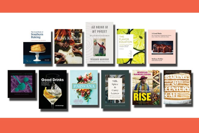 Here are 11 food books to add to your collection right now.