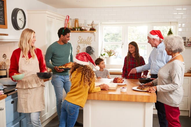 Those in recovery should plan to be around other people who care about them during the holidays but also make a plan to leave any gathering that becomes uncomfortable and to have a support system in place to protect their sobriety.