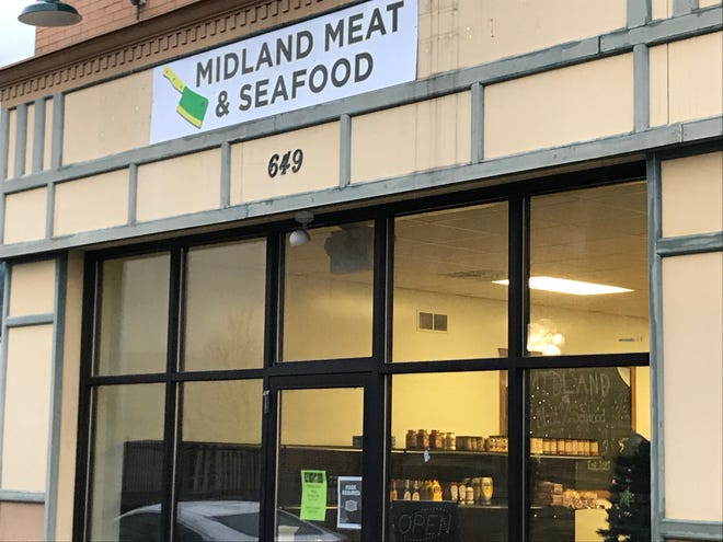 Midland Meat & Seafood opened Dec. 21 at 649 Midland Ave., providing a fresh market for residents who must travel to other parts of Beaver County or over the Ohio line to get fresh food.