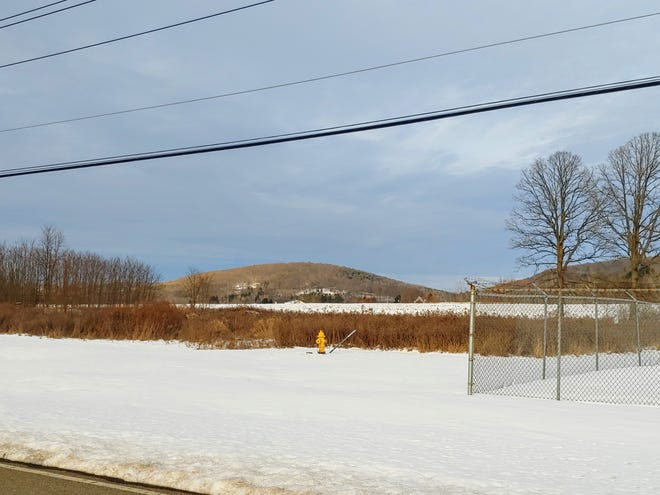 The City of Hornell Industrial Development Agency has signed a contract to make the land just north of Alstom's Plant 2 at the Shawmut Industrial Park shovel-ready for future development.
