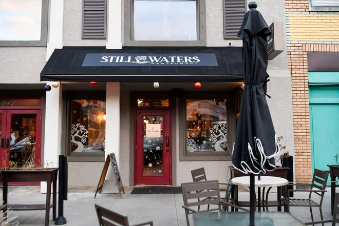 Still Waters restaurant in Hendersonville is shown in this Dec. 16 photo.