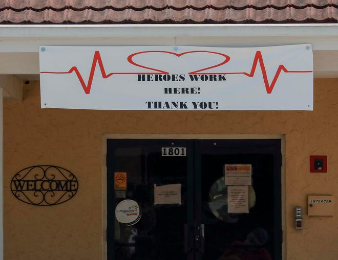 Brandywyne Health Care Center in Winter Haven received about $66,700 in incentive funds after reporting no virus infections or deaths to the federal government during thefive-week September period. However, in its Sept. 1 report to Florida Department of Health, Brandywyne said it had 10 positive COVID-19 residents.