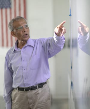 Muhammad Rashid, a professor of electrical engineering and computer engineering at Florida Polytechnic University, has been named among the top 2% of scientists in the world, and top 1% in his field, in a recent Stanford University publication.