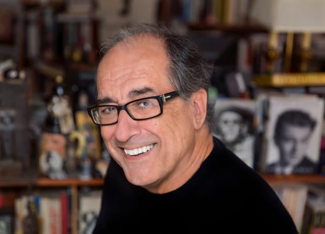 Author Scott Eyman, whose most recent book is a biography of Hollywood legend Cary Grant, has now written 15 books, including biographies of Hollywood legends such as John Wayne, Ernst Lubitsch, Cecil B. DeMille and Louis B. Mayer. He also has collaborated with actor Robert Wagner on two books.