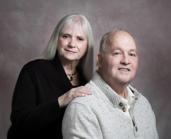 Vickie and John Fitzgerald
