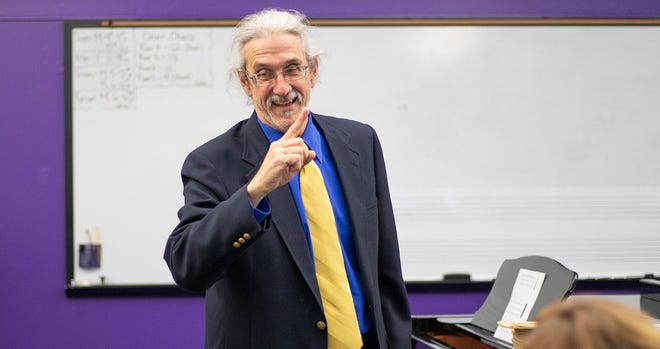 Kansas Wesleyan University Department of Music Chair Milt Allen will be inducted into the Salina Central High School Band Hall of Fame.