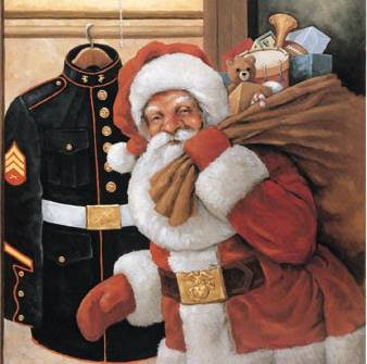 Marine Toys for Tots Foundation.