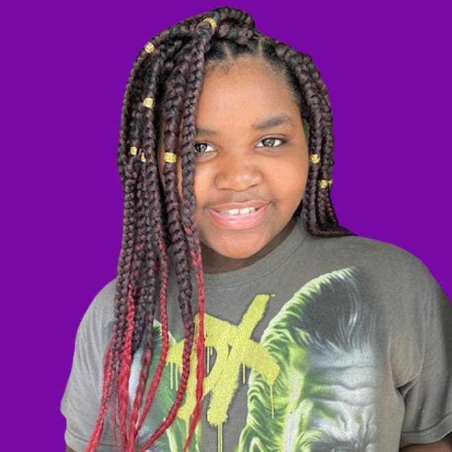 Kiyia Bruce of Snipes Academy of Arts & Design is New Hanover County's Student of the Week.