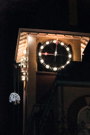 The city of New Bern, N.C., is encouraging a safe New Year's Eve celebration by hosting a virtual Bear Drop downtown. The event will be streamed live on Facebook.