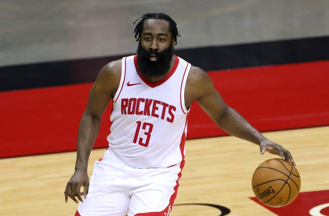 Houston's James Harden gets his wish, as the Rockets dealt him to Brooklyn on Wednesday.
