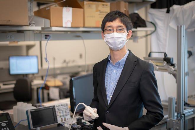 Professor Haichong Zhang
