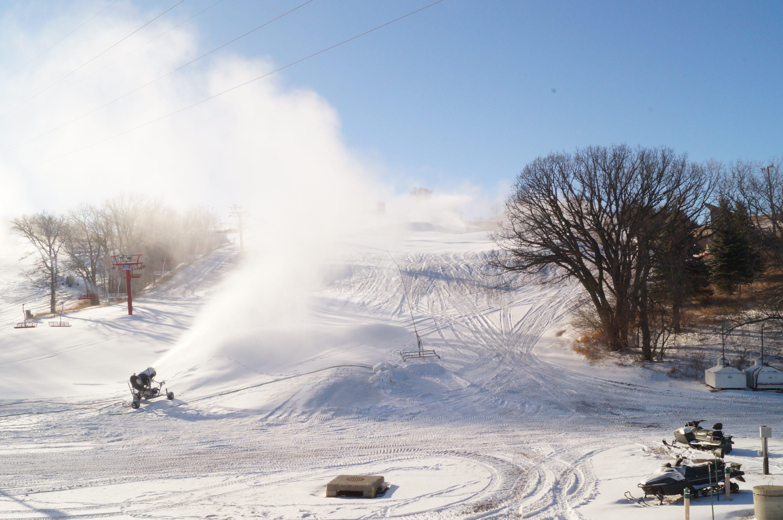 Great Bear Ski Valley closing Monday-Wednesday to make snow
