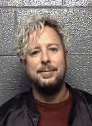 """This photo provided by the Danville Police Department shows Jonny Fairplay. Fairplay, a former """"Survivor"""" contestant has been charged in Virginia with grand larceny, authorities said."""