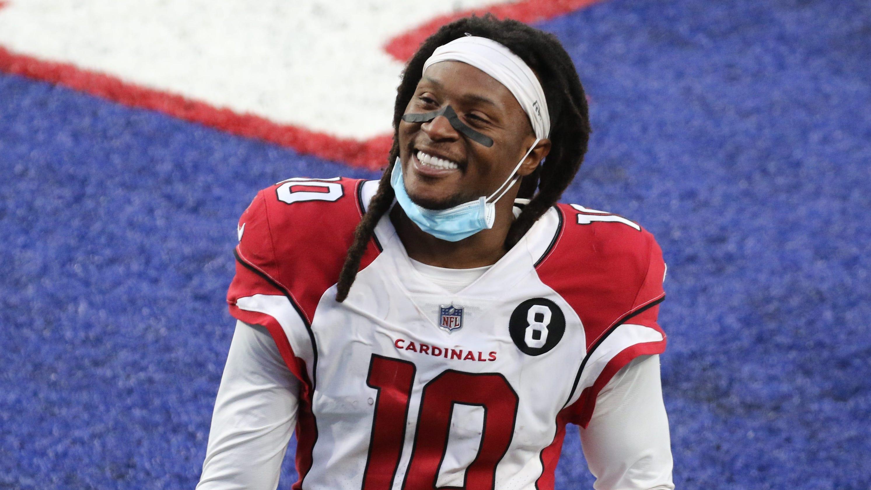 Arizona Cardinals' DeAndre Hopkins takes more shots at Houston Texans on Twitter