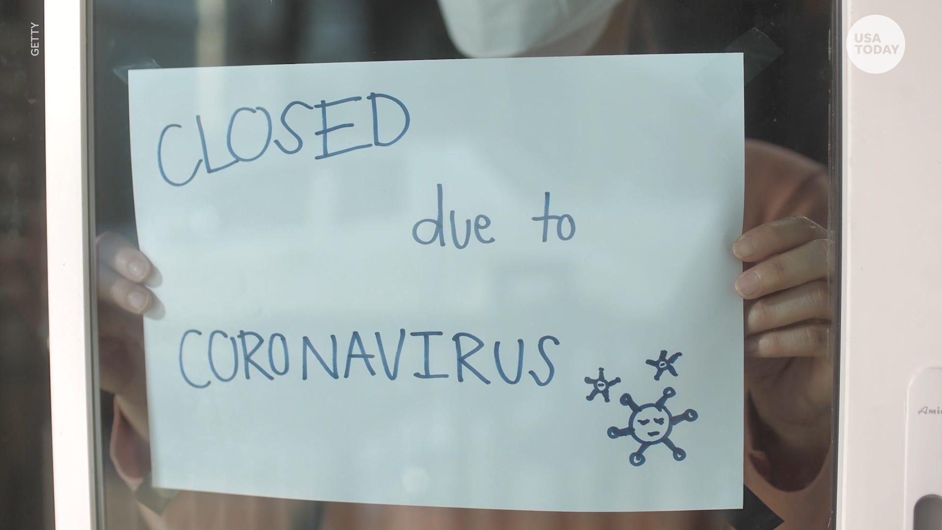 U.S. locations to close March 31 amid COVID