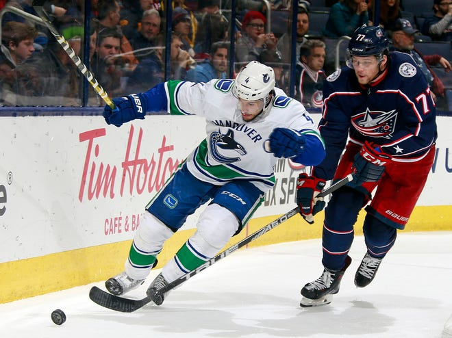 The Blue Jackets added veteran defenseman Michael Del Zotto for training camp Friday, extending a professional tryout offer to compete for a roster spot. Del Zotto has played for the New York Rangers, Nashville Predators, Philadelphia Flyers, St. Louis Blues, Vancouver Canucks and Anaheim Ducks during his 11-year NHL career.
